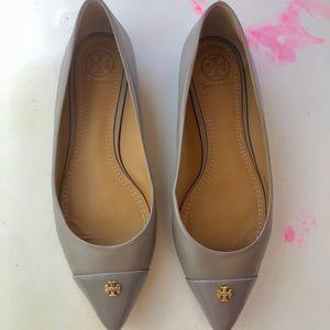 Gray Tory Burch Shoes